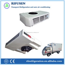 R360 refrigerator cold room van truck for vegetable and fruit