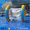 Commercial 1.0 mm TPU water park floating water wheel