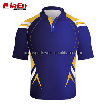 2017 to 2018 Custom your own cricket shirts new design mens cricket world cup jersey