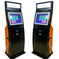 Automatic self service payment kiosk/bill payment kiosk/Card Reader cash Payment