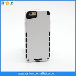 china supplier hot selling 2 in 1 phone case,back cover for iphone 6