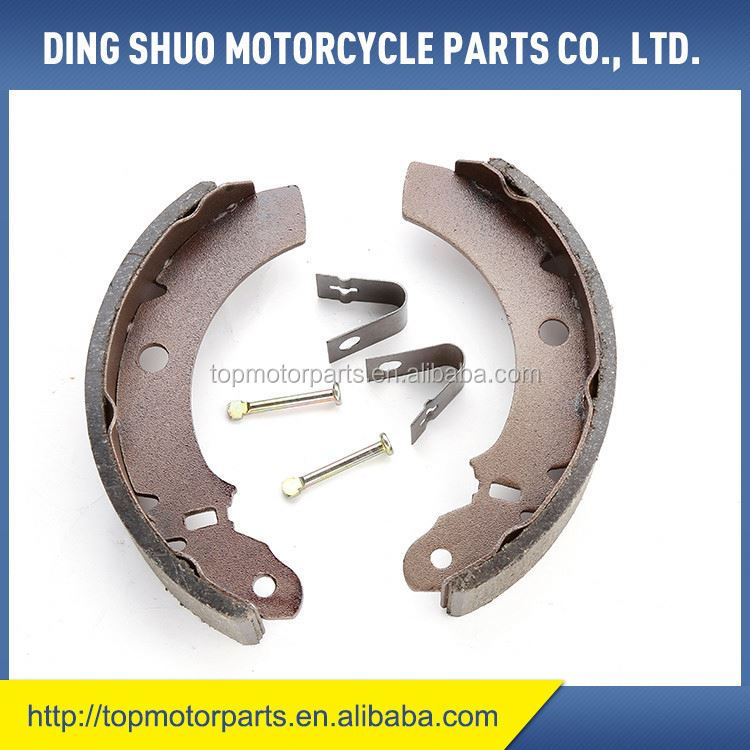 New and hot originality break shoe for bajaj 205 three wheeler from China