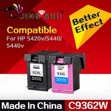 Remanufactured Inkjet Cartridge for HP C9362W C9361W (92 93)