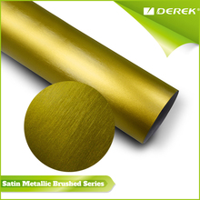 Hot Selling Matte Metallic Brushed oracal 651 vinyl for Car Wrapping