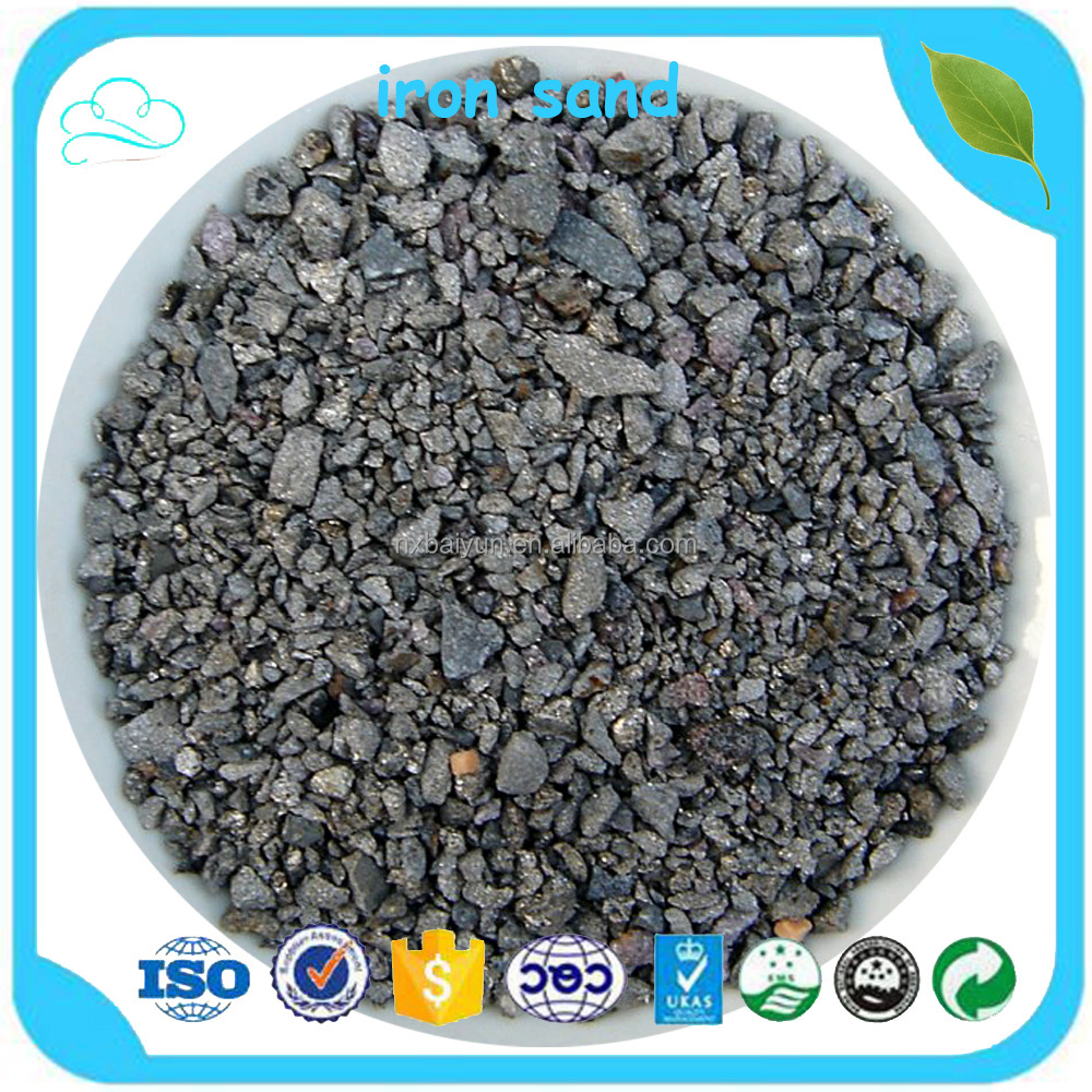 Cheapest Price Balance And Counter Weight Pyrite Iron Sand