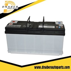 Dnaber Car Battery Genuine OEM 8KD915105A for Audi