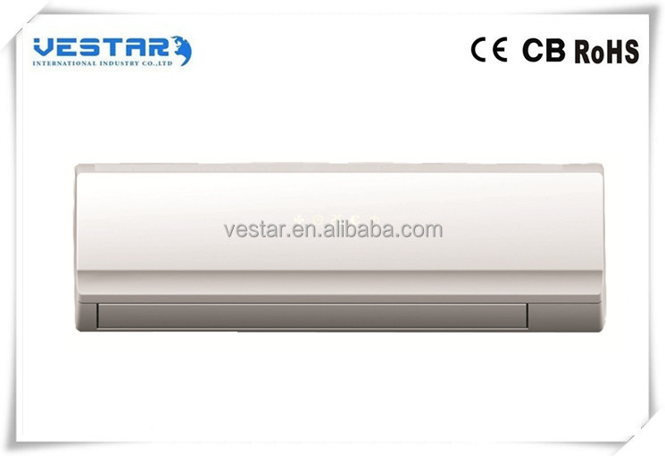 Import the super thin split portable air conditioner for home with CE, CB certificate