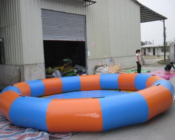 commercial inflatable pool for adults