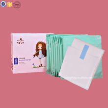 Brand OEM Disposable Night Use Female Pad Raw Materials for Sanitary Napkins