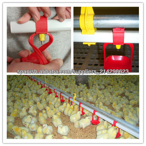 2017 china supplier automatic chicken watering system