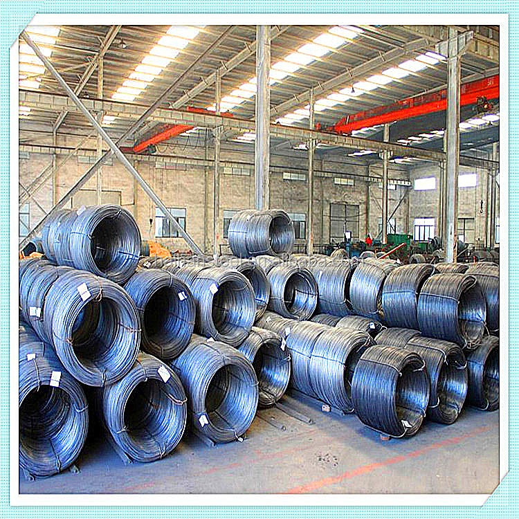 sae 1006/1008 5.5 Steel Wire rod mill from tianjin company