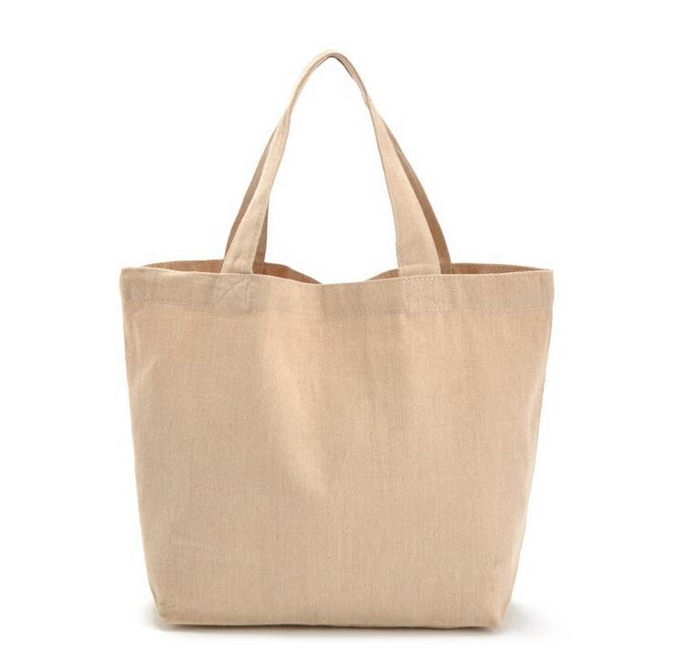 DM 627 wholesale environmental blank shopping bag tote customized burlap bags
