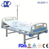 Manual patient Bed manual adjustable bed Standard Care Manual Hospital Bed
