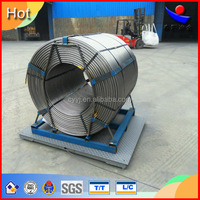 silicon aluminium/ SiAl core wire for steel mills