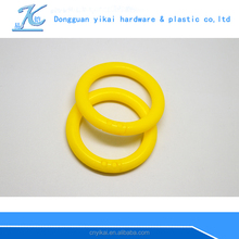 factory wholesale snap plastic children's toy rings