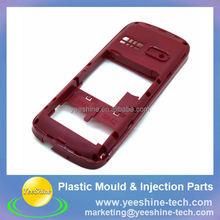OEM high quality plastic mould for cell phone housing