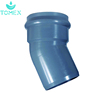 Chinese factory pvc pipe fittings rubber gasket plastic pipe factory plumbing items water supply equipment