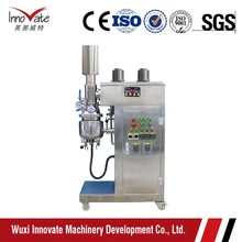 Good price electric vacuum high shear homogenizer emulsifying mixer for ICU&CCU use
