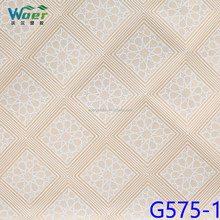 dubai pvc ceiling colored decoration gypsum ceiling