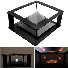 Cheap And Hot Selling Screen 3D Holographic Projection Pyramid DIY for 7 to 10.1 inches tablet PC