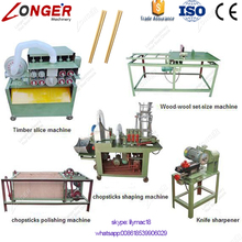 Bamboo Stick Factory Making Top Quality Wood Chopstick Machine For Sale