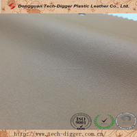 Skillful manufacture pvc artificial leather covers Abration resistance