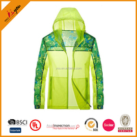 Wholesale Fashion Anti-mosquito Sun Protect Hooded Jacket
