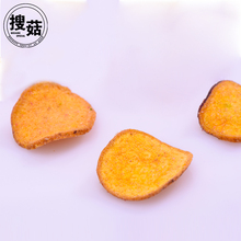 Mix dried vegetable and fruit potato chips
