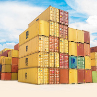 Sea Shipping Freight Forwarder Shipping Service