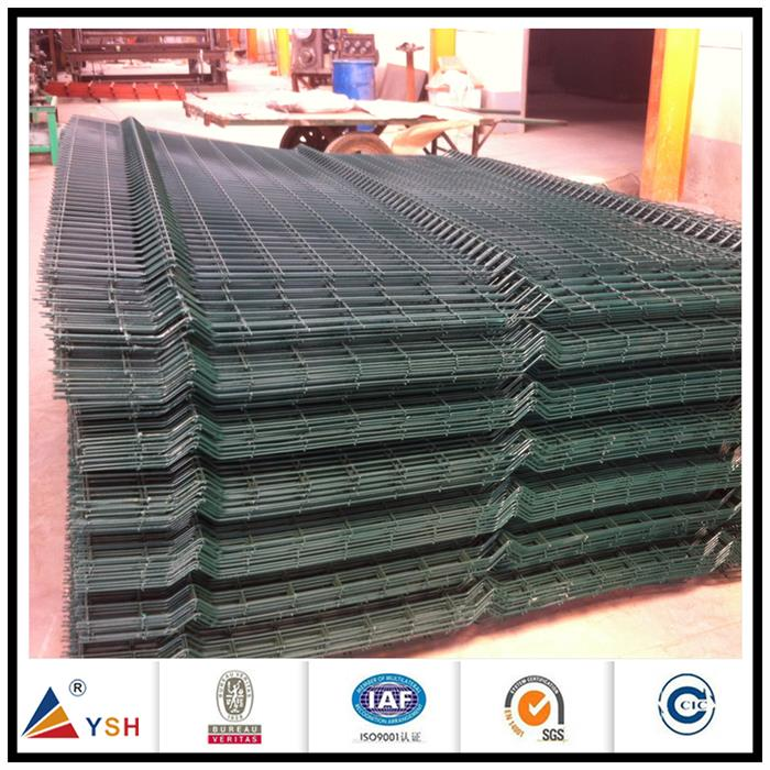 "2x2 1/4""-4"" Galvanized Welded Wire Mesh For Fence Panel"