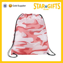 Wholesale High Quality Cheap Santa Sack Bag With Drawstring For Christmas Presents