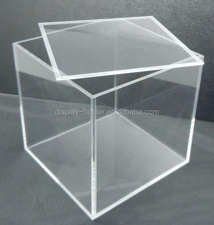 Food safe acrylic box for candy food made in China shenzhen