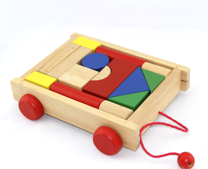 Buy Educational Toys 0 1 2 3 Year Old Wooden Toys Building Blocks