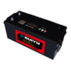 Super power 165ah 12v jis ac delco batteri ruiyu lead acid heavy duty truck/auto car battery