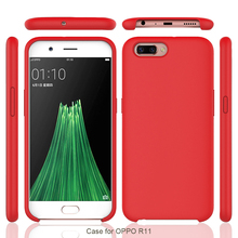 For Oppo R11 Phone Bag Case, New Fashion Light Weight Skin Feel Cellphone Case