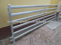 hot dipped galvanized steel panel and gate for pasture land and field(China experienced factory and manufacturer)