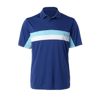 fashion high quality printed cotton polo shirt for men