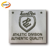 Factory Price Customized Logo Garment Woven Labels