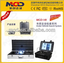 15 inch colour LCD panel MCD-V8 Hi-tec Under Vhicle Inspection System