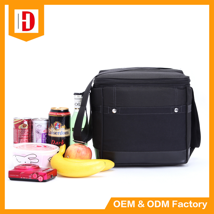 High Quality Large Capacity Cola Cooler Bag For Frozen Food Beers