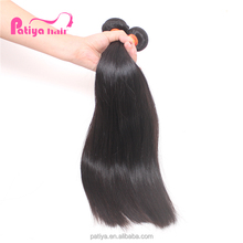 Single Donor Unprocessed All Cuticle Aligned Brazilian Silky Straight Wave Virgin Hair