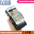 2014 NEW Portable Android Bluetooth 1D 2D + Handheld UHF RFID Reader for Phone