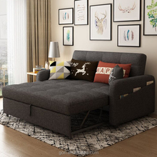 T5C Living Room Furniture Fabric Dubai Sofa Bed