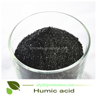 Water Soluble Organic Fertilizer Potassium Humate Tablets