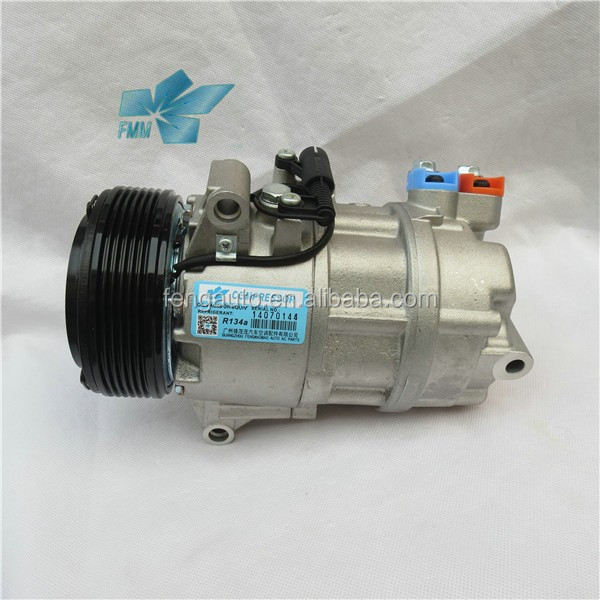 air con car Compressor auto a/c COMPRESSOR CSV613 for BMW E46 1.9 M43