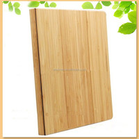 ebay hot sale tablet case, bamboo waterproof case for iPad mini smart case , sleep/wake folio case with stand