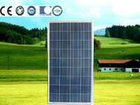 hot sale best price 110w poly solar panel manufactures in china