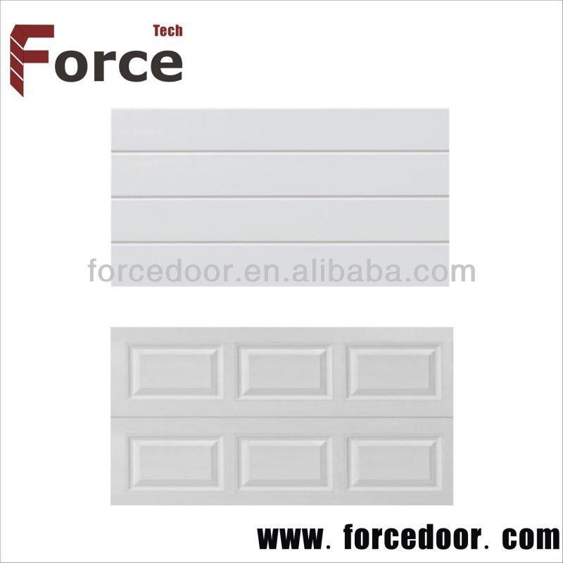 Su misura di dimensioni della porta sezionale garage di for 2 1 2 dimensioni del garage