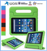 shockproof silicone EVA case for kindle fire 7 2015 for kids, protective case for kindle fire 7