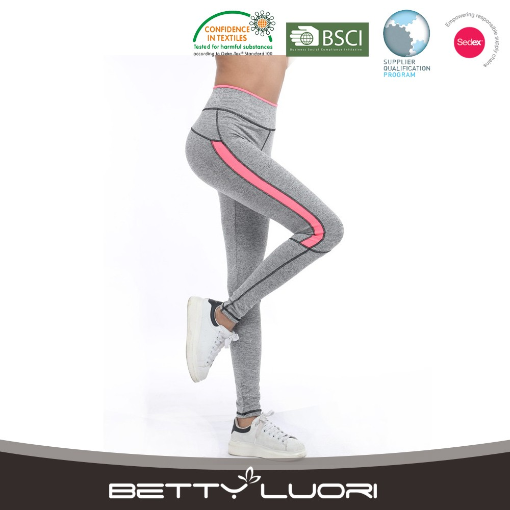 Wholesale Custom Girls Printed Women Fitness Sexy Seamless Legging For Women